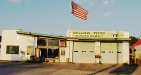 Willow Tree Muffler Center